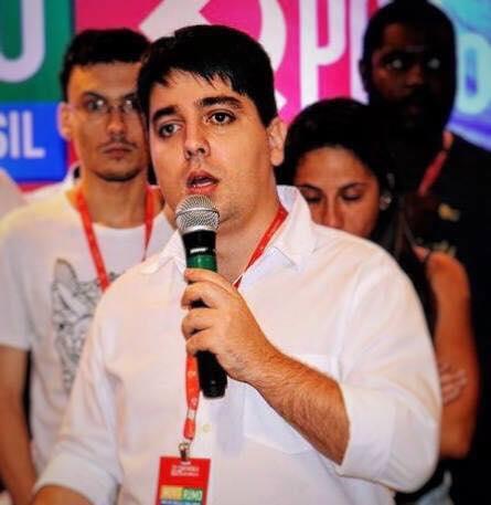 PCdoB lança Isaac Ricalde para prefeitura de São Gonçalo