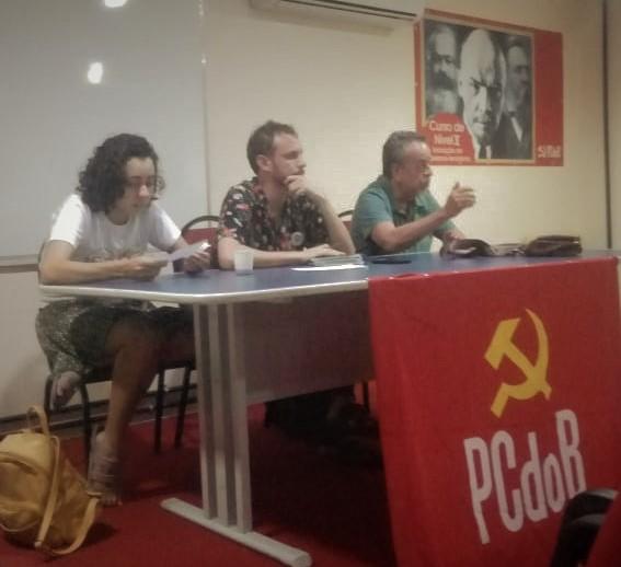 Plenária convoca encontro partido e juventude no RJ