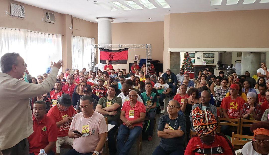 Resoluções da 21ª Conferência Estadual do PCdoB