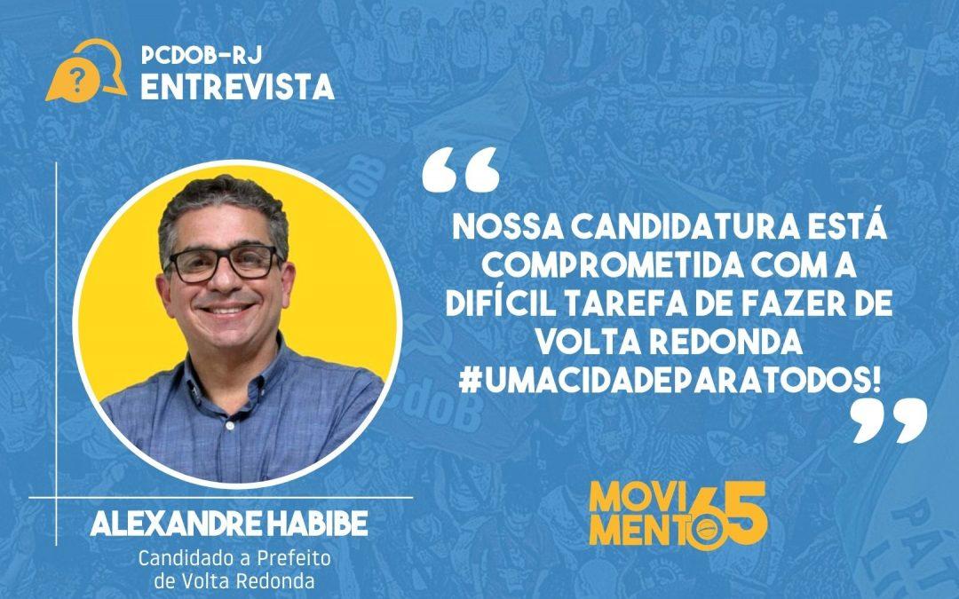 """Alexandre Habibe: """"O foco é trabalhar por uma cidade para todos"""""""