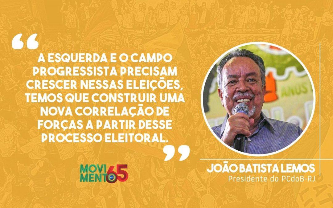Com um projeto eleitoral inédito, PCdoB disputa 14 prefeituras e fortalece sua identidade no Rio
