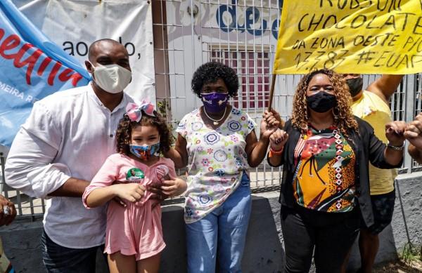 Enfermeira Rejane comemora: casas de parto serão multiplicadas em município do Rio de Janeiro
