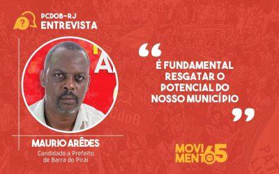 """Mauro Arêdes: """"É fundamental resgatar o potencial do nosso município"""""""